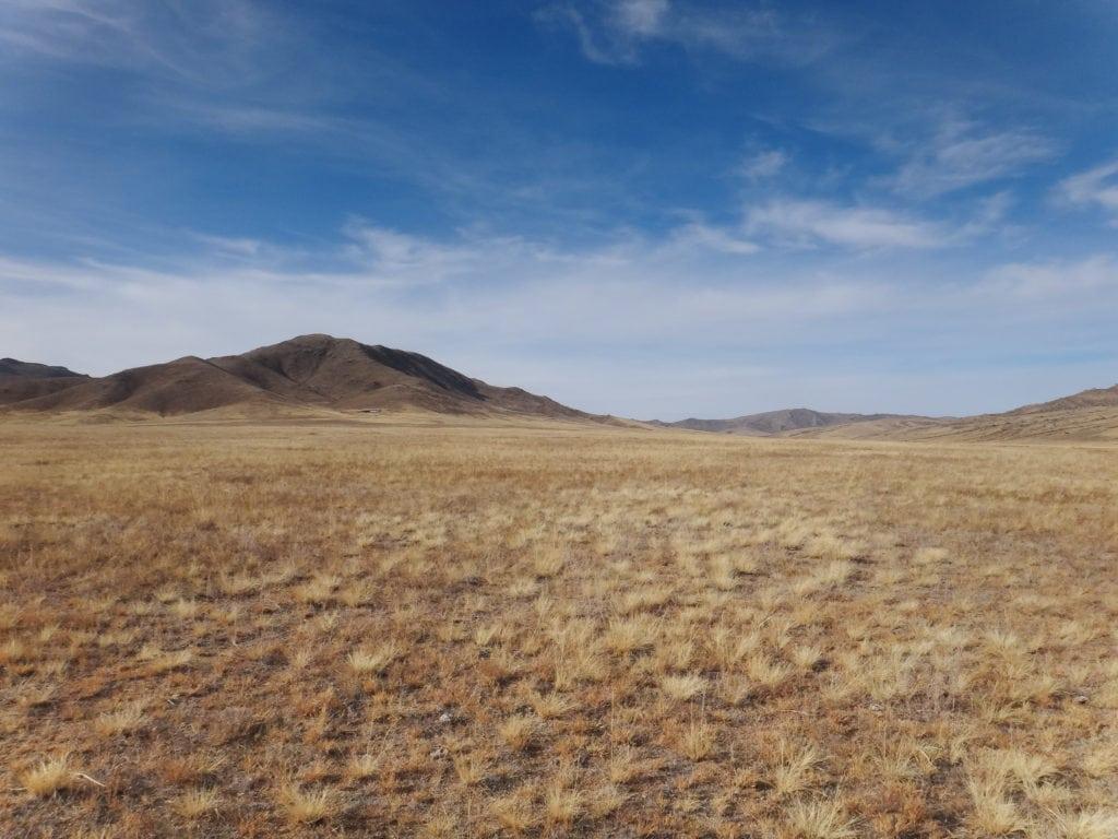 Mongoliet stäpp
